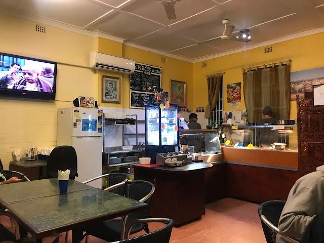 Govindas Vegetarian Restaurant