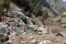 Goldbug Hot Springs, Salmon, United States