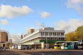 Автобусная станция   Moscow Central Bus Terminal