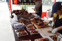 Pyeongchang Olympic Market, Pyeongchang-gun, South Korea