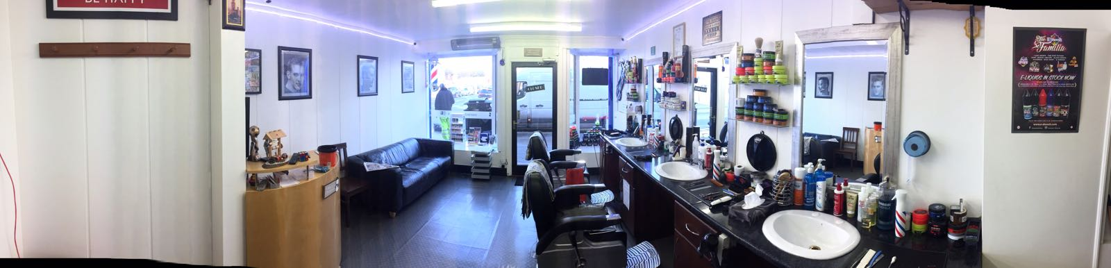 T & G Barbers  image