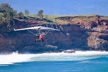 Hang Gliding Maui, Hana, United States