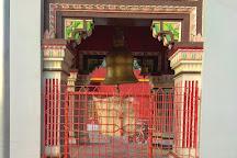 Maa Rameshwari Shyama Mandir, Darbhanga, India