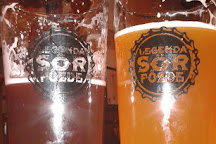 Legenda Brewery Pub, Budapest, Hungary
