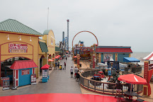 Galveston Island Historic Pleasure Pier, Galveston, United States