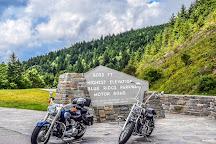 Blue ridge Parkway Visitor Center, Asheville, United States