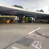 Автобусная станция   Berlin ZOB