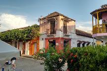 Plaza de San Diego, Cartagena, Colombia