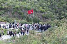57. Piyade Alayi Sehitligi, Eceabat, Turkey