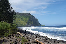 Waipiʻo Valley Lookout, Honokaa, United States