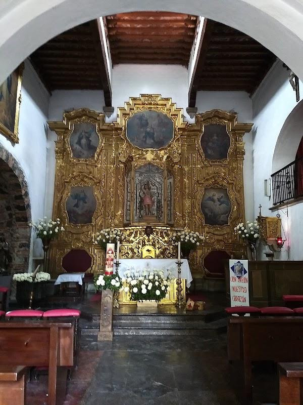 Parroquia de San Sebastián Martir, San Sebastián 11, Chimalistac, 01070 Ciudad de México, CDMX, México