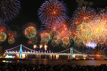 Gwangandaegyo Bridge, Busan, South Korea