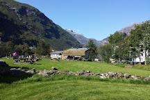 Norwegian Fjord Centre, Geiranger, Norway