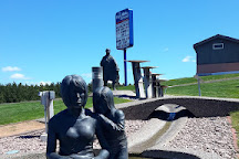 The Highground Veterans Memorial Park, Neillsville, United States
