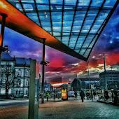 Станция   Hamburg Hamburg ZOB