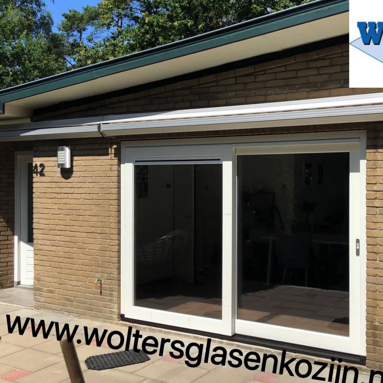 Wonderbaarlijk Wolters Glas & Kozijn - Specialist in glas, houten- & kunststof BY-44