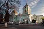 Преображенский кафедральный собор на фото Белгорода