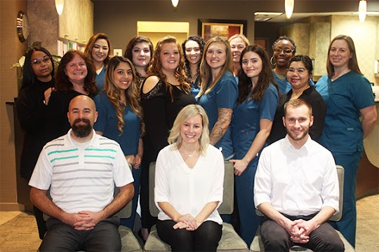 Huffman Family Dentistry Team GMB Post Picture
