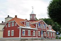 Valga Town Hall, Valga, Estonia