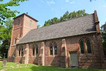 St. Luke's Historic Church & Museum, Smithfield, United States