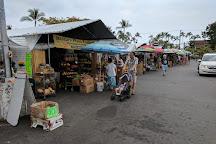 Kona Farmers Market, Kailua-Kona, United States