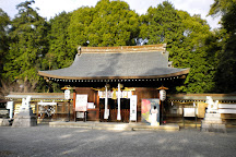Katsube Shrine, Moriyama, Japan