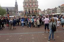 Plaza Markt., Gouda, The Netherlands