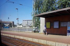 Железнодорожная станция  Ferihegy