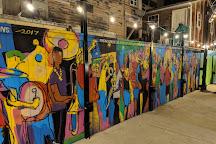 Frenchmen Art Market, New Orleans, United States