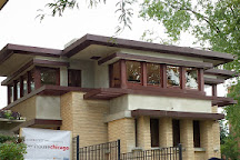 Emil Bach House by Frank Lloyd Wright, Chicago, United States