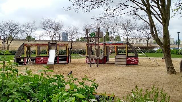 S-Bahn-Spielplatz