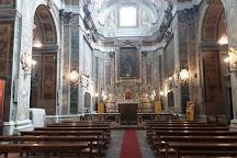Chiesa dei Santi Filippo e Giacomo - Complesso Museale dell'Arte della Seta, Naples, Italy