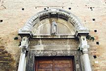 Chiesa Sant'Agostino, Recanati, Italy