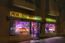 Mercadito de San Antonio, Madrid, Spain