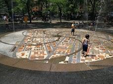 Seward Park new-york-city USA