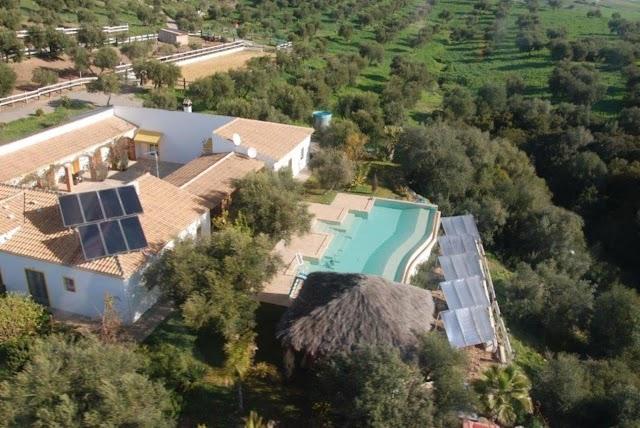 Gite rural écologique las Gateras