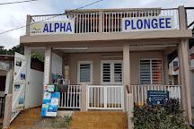 Alpha Plongee Martinique, Les Anses d'Arlet, Martinique