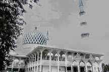 Sultan Salahuddin Abdul Aziz Shah Mosque, Shah Alam, Malaysia