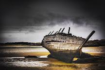 Bunbeg Wreck (Bad Eddie's Boat), Gweedore, Ireland