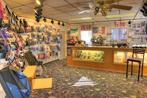 BowlersMart Canton Pro Shop Inside Super Bowl