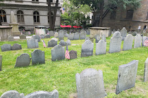 King's Chapel Burial Ground, Boston, United States