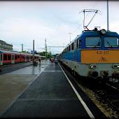 Железнодорожная станция  Budapest
