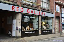 Red Gallery, Hamburg, Germany