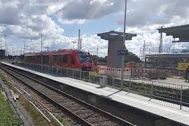 Железнодорожная станция  Bad Kleinen