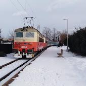 Train Station  Jihlava