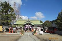 Abeno Shrine, Osaka, Japan
