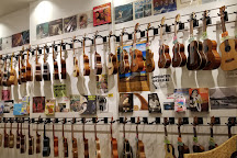 The Ukulele Store, Honolulu, United States