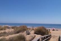 Playa de La Bota, Punta Umbria, Spain
