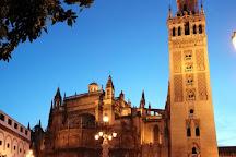 Torre Giralda, Seville, Spain