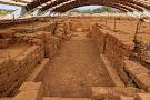 Malia Palace Archaeological Site
